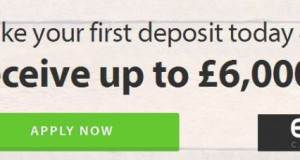 Initial Deposit Special Welcome Bonus up to 60%