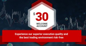 Tickmill - 30 NO Deposit welcome Forex Bonus