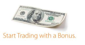 Forex Margin Bonus 100%