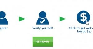 NO-Deposit Welcome Bonus