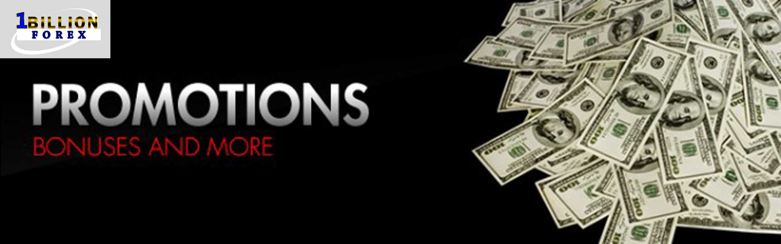 1billionforex deposit bonus