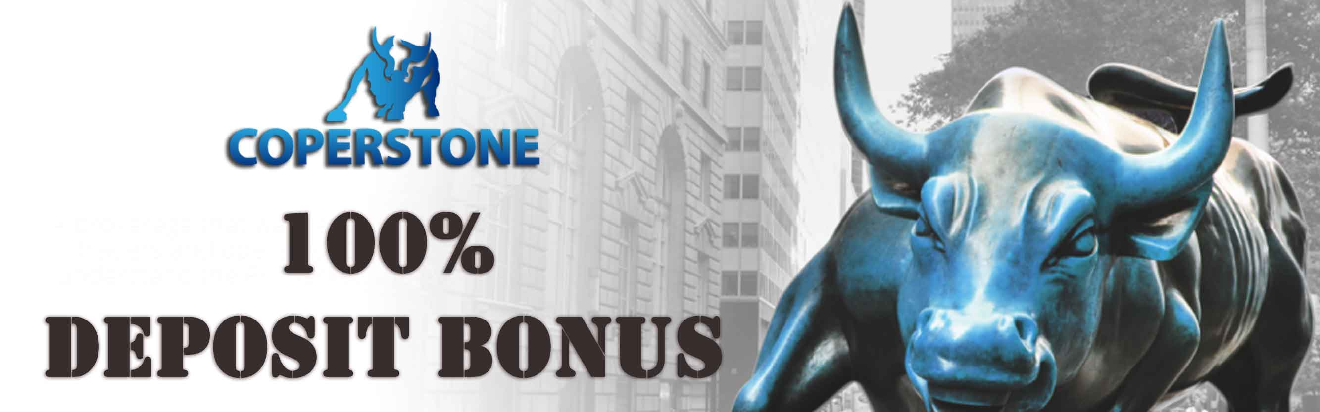 Coperstone deposit bonus