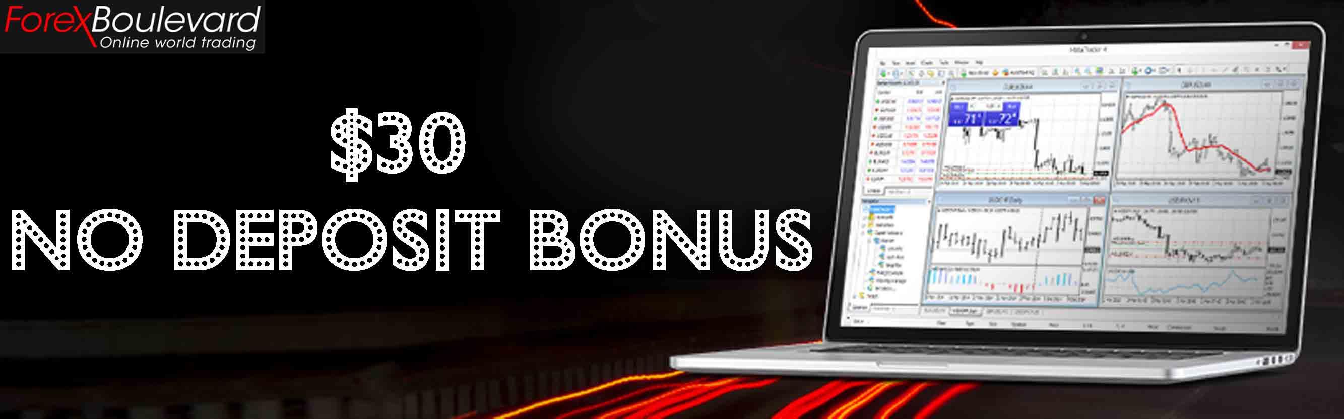 forexblvd no deposit bonus
