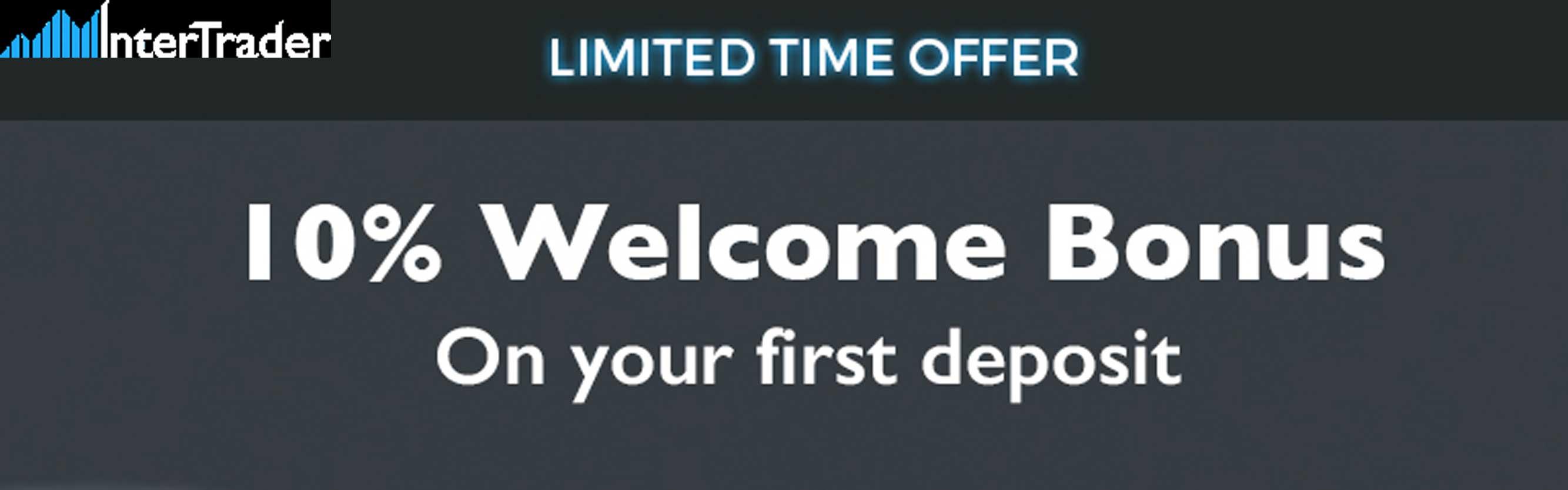 intertrader deposit bonus